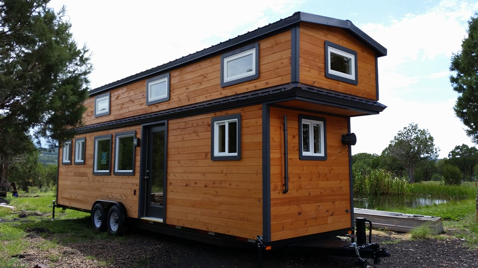 Our First Custom 30 Foot Tiny House Tiny Treasure Homes